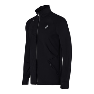 Men`s Thermopolis Full Zip Jacket Performance Black