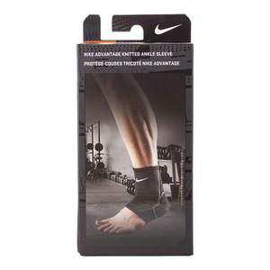 Advantage Knitted Ankle Sleeve Black