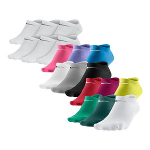 Women`s Lightweight No Show Socks Medium 6 Pack