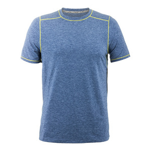Men`s Tech Tennis Tee Blue Depths
