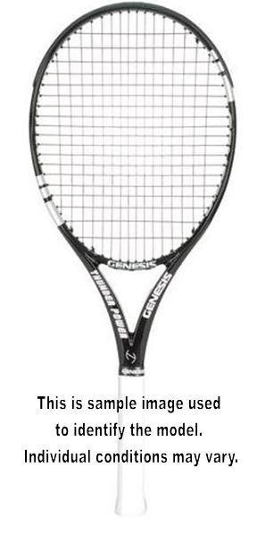 Genesis Thunder Power Used Tennis Racquet 4_3/8
