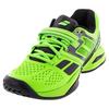 Men`s Propulse BPM Tennis Shoes Bk/Lime by BABOLAT