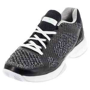 Women`s aSMC Barricade Boost Tennis Shoes Black and White