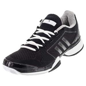Women`s aSMC Barricade 2016 Tennis Shoes Black and White