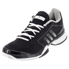 Women`s aSMC Barricade 2016 Tennis Shoes Black and White by ADIDAS
