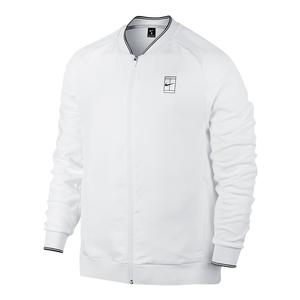 Men`s Court Baseline Tennis Jacket