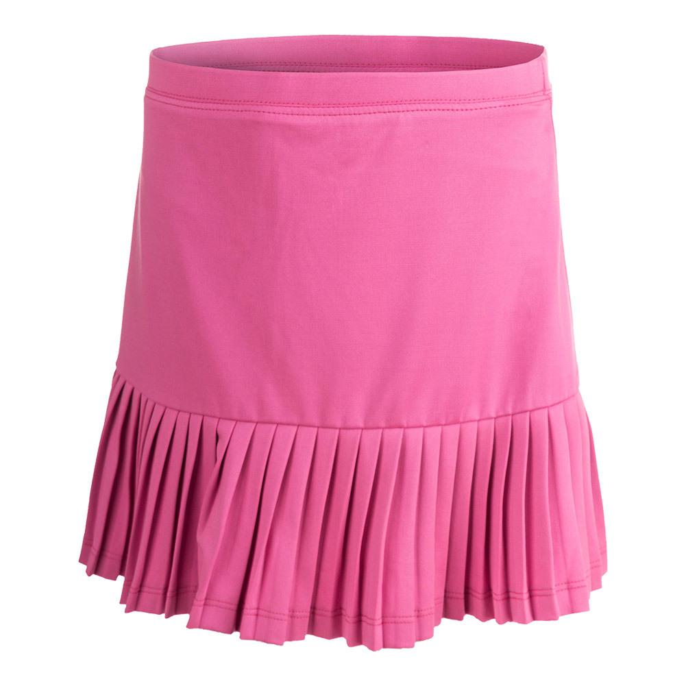 Girls ` Tennis Skort Pink