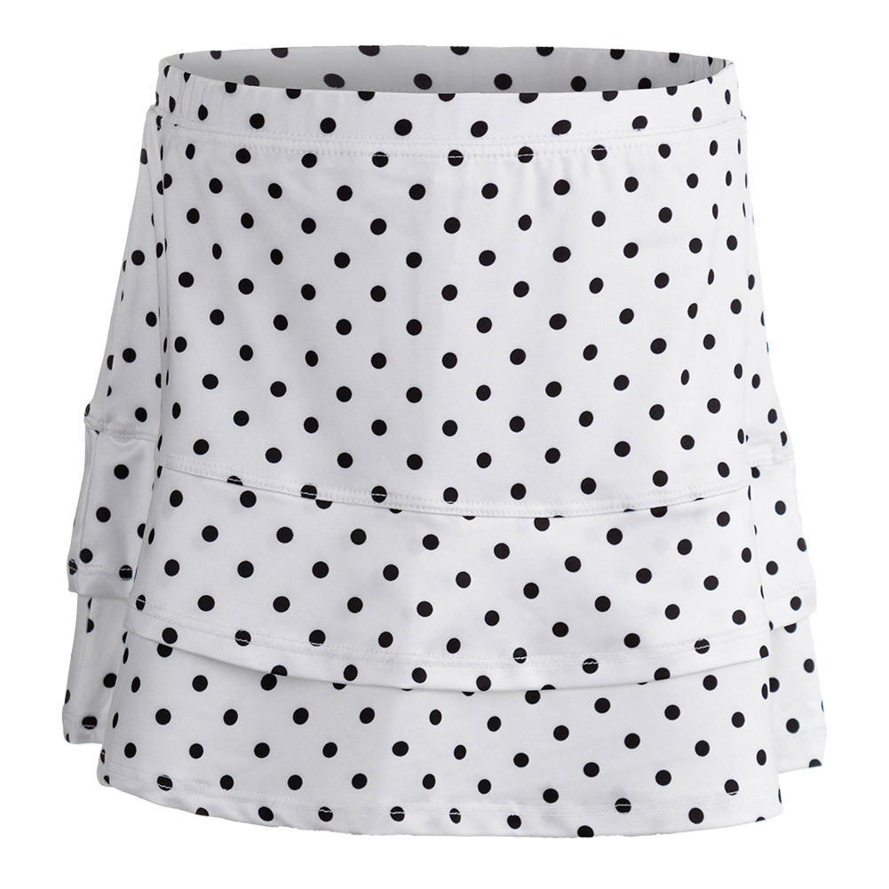 Girls ` Tennis Skort Polka Dot