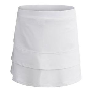 Girls` Tennis Skort White