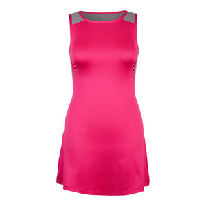 Women`s Cecile Tennis Dress Wild Strawberry