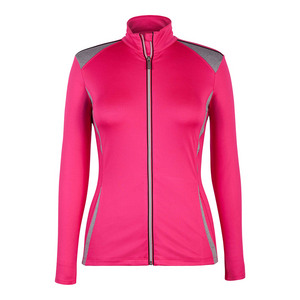 Women`s Patsy Tennis Jacket Wild Strawberry