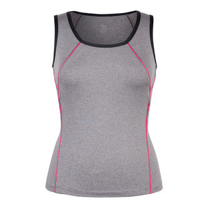 Women`s Camryn Tennis Tank Frosted Heather