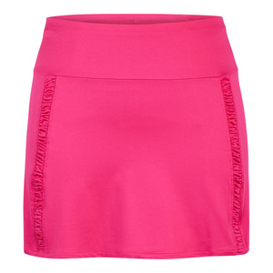 Women`s Gisela 14.5 Inch Tennis Skort Wild Strawberry