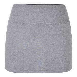 Women`s Yves 13.5 Inch Tennis Skort Frosted Heather