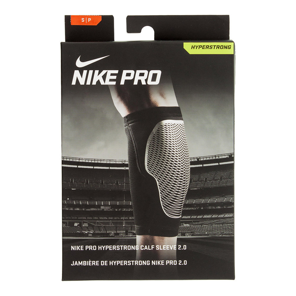 Pro Hyperstrong Calf Sleeve 2.0 Black