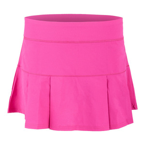Women`s Core Stretch Woven Tennis Skort Pink Glo
