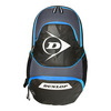 DUNLOP Performance Tennis Backpack Black and Blue
