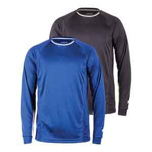 Men`s Interlock and Elipse Mesh Tennis Top