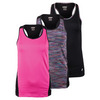 PRINCE Women`s Fitted Knit Tennis Tank