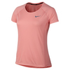 Women`s Dry Miler Running Top 808_BRIGHT_MELON