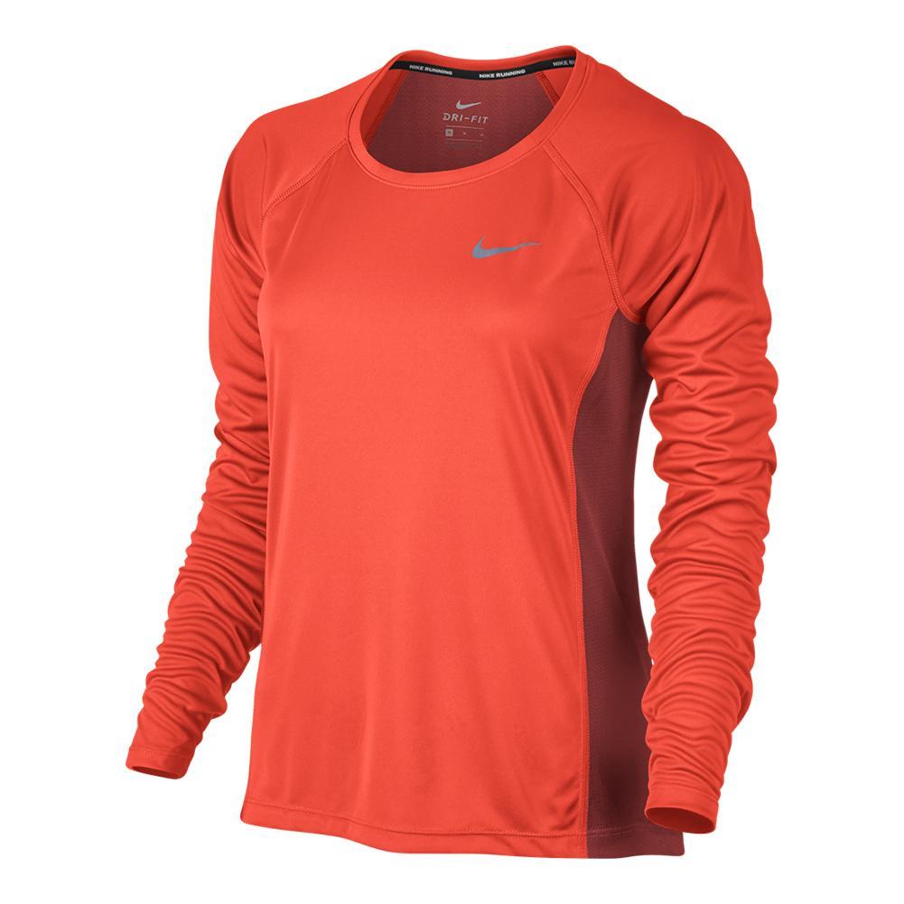 Women's Dry Miler Long Sleeve Running Top