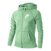 Girls` Sportswear Gym Vintage Hoodie 343_FRESH_MINT/SAIL