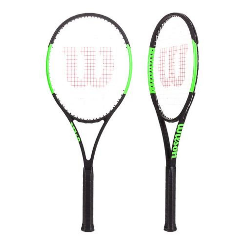 Blade 104 Countervail Sw Autograph Demo Tennis Racquet 4_3/8