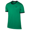 Men`s Court Dry Tennis Top 324_STADIUM_GREEN/BK