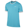 Men`s Court Dry Tennis Top 432_VIVID_SKY/WH