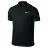 Men`s Court Advantage Tennis Polo 010_BLACK