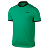 Men`s Court Advantage Tennis Polo 324_STADIUM_GREEN/BK