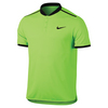 Men`s Court Advantage Tennis Polo 367_GHOST_GREEN/BK