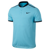 Men`s Court Advantage Tennis Polo 432_VIVID_SKY/BLK