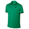 Men`s Court Solid Dry Tennis Polo 324_STADIUM_GREEN