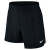 Men`s Court Flex Ace 7 Inch Tennis Short 010_BLACK