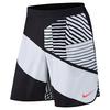 Men`s Court Flex Ace 9 Inch Tennis Short 100_WHITE/BLACK