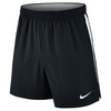 Men`s Court Dry 7 Inch Tennis Short 010_BLACK/WHT