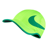 Aerobill Big Swoosh Tennis Cap 367_GHOST_GN/STADIUM