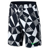 Boys` Flex Ace Tennis Short 100_WHITE/BLACK
