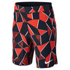 Boys` Flex Ace Tennis Short 852_MAX_ORANGE/BLK