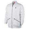 Men`s Court Varsity Tennis Jacket 100_WHITE