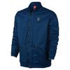 Men`s Court Varsity Tennis Jacket 429_BINARY_BLUE