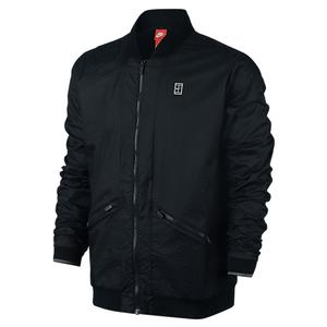 Men`s Court Varsity Tennis Jacket