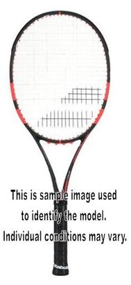 BABOLAT PURE STRIKE TOUR USED TENNIS RACQUET 4_3/8
