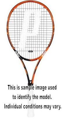 PRINCE TOUR 100T USED TENNIS RACQUET 4_3/8