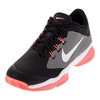 NIKE Women`s Air Zoom Ultra Tennis Shoes Black and White