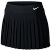 Women`s Victory 13 Inch Tennis Skort 013_BLACK/WHITE