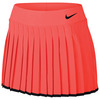 Women`s Victory 13 Inch Tennis Skort 877_HYPER_ORANGE