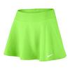 Women`s Court 11.75 Inch Tennis Skirt 367_GHOST_GREEN