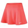 Women`s Court 11.75 Inch Tennis Skirt 877_HYPER_ORANGE
